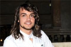 """Valerio Scanu:""""Sono stato a letto con Stefania Orlando"""". Ma è uno scherzo"""